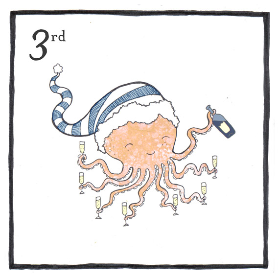 Octopus by Helen Askew